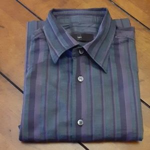 "ZEGNA ""city"" DRESS SHIRT - SZ 41/16"